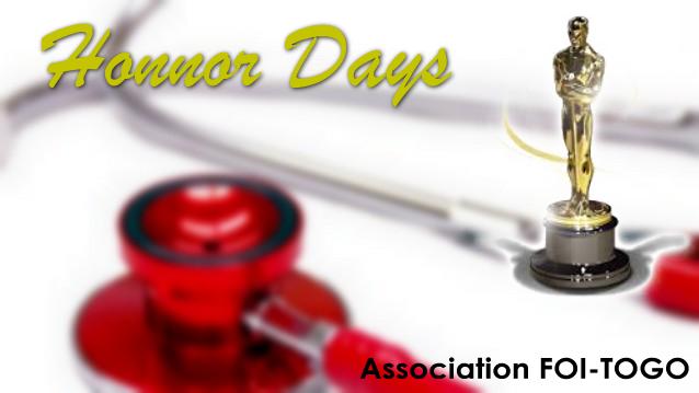 La santé a ses jours d'honneurs au Togo