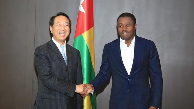 Audience avec des investisseurs chinois : Le Togo en opération séduction en Chine
