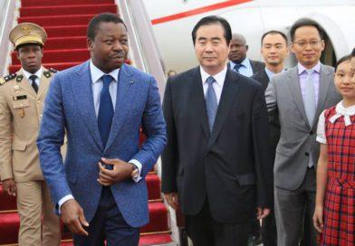 Coopération Sino-Africaine Le Togo participe au sommet de Beijing et organise le Business forum en Chine